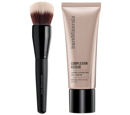 bareMinerals Complexion Rescue SPF 30 Tinted Cream with Brush
