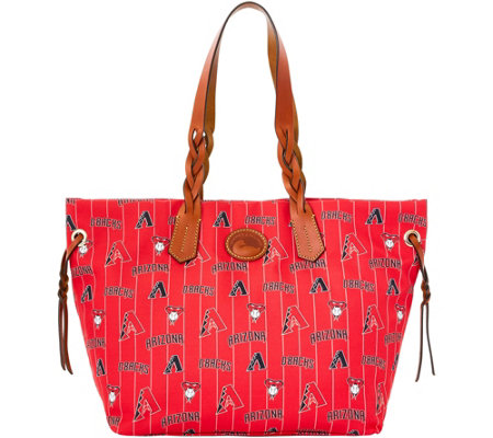 Dooney & Bourke MLB Nylon Diamondbacks Shopper