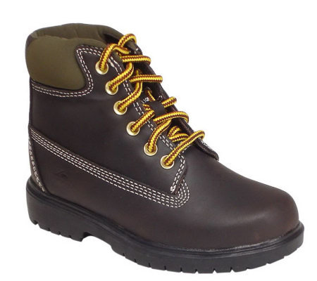 Deer Stags Boy's Lace Up Hiking Boots - Mak 2