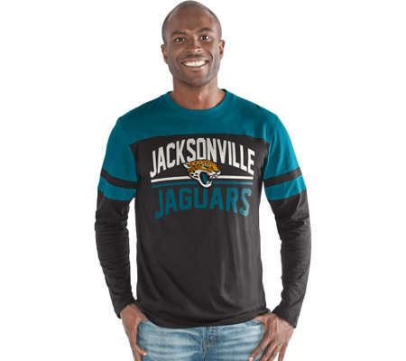 """As Is"" NFL Mens Slub Long Sleeve Top"