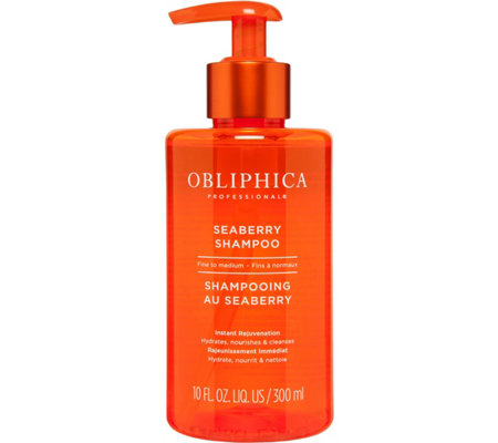 Obliphica Seaberry Shampoo Advanced Protection10 oz