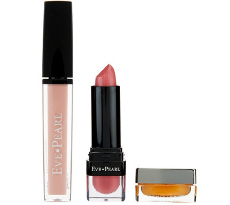 EVE PEARL 3-Piece Love Your Lips Collection