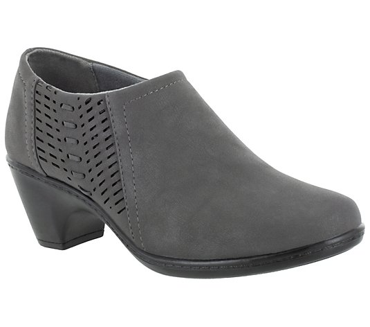 Easy Street Laser-Cut Comfort Shooties - Notch