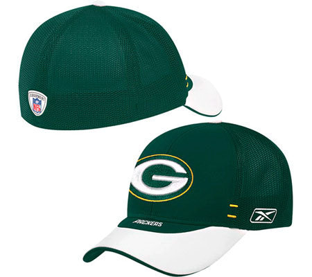 NFL Green Bay Packers 2007 Draft Day Hat — QVC.com dc4cfed8d0df