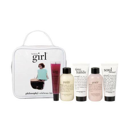 Philosophy The Birthday Girl Gift Set