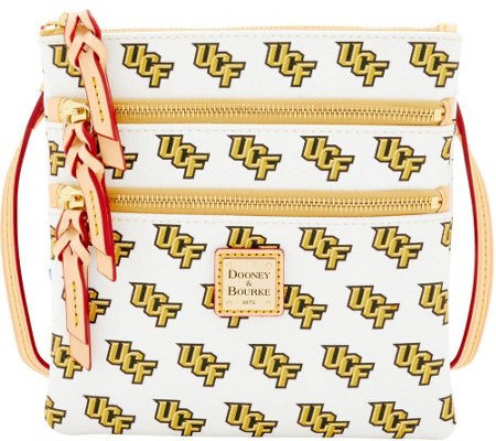 Dooney & Bourke NCAA University of Central Florida Zip Crossbody
