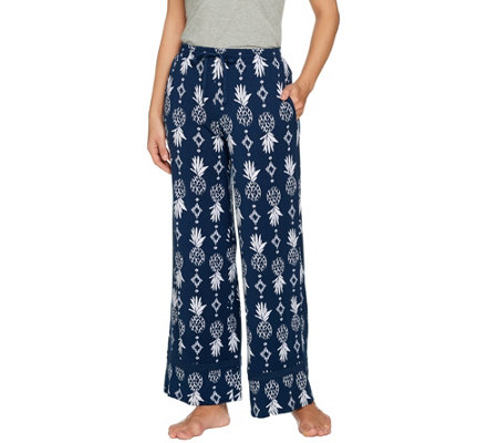 Cuddl Duds Smart Comfort Palazzo Pants