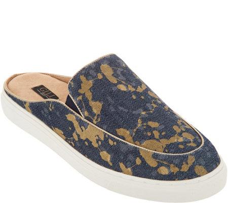 Gili Novelty Sneaker Slides Blakeley Qvccom