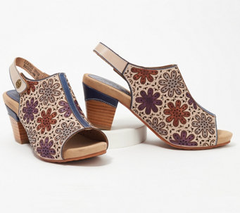 1459db122fcf L Artiste by Spring Step Leather Sandals - Racquel - A369401