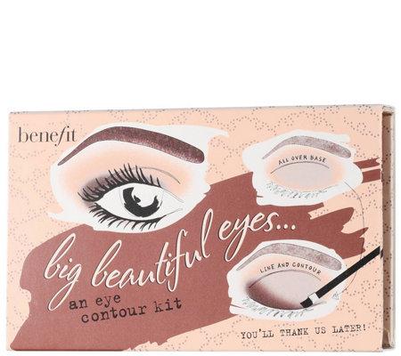 01e5cc31a6e Benefit Cosmetics Big Beautiful Eyes Palette - Page 1 — QVC.com