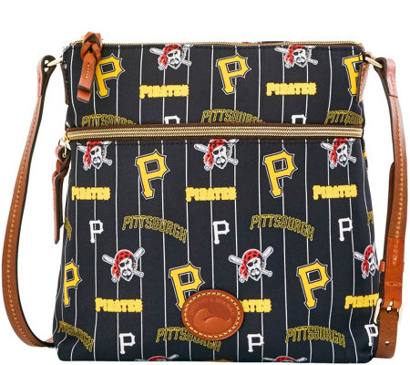 Dooney & Bourke MLB Nylon Pirates Crossbody