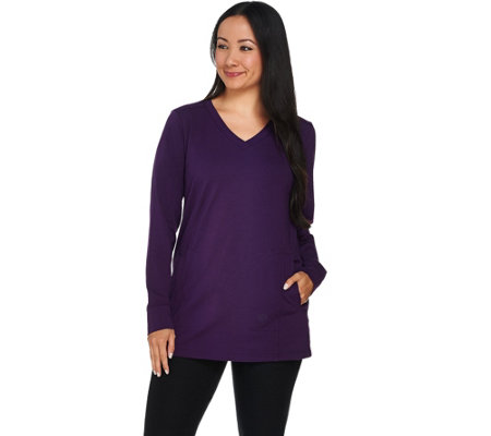 Linea Leisure by Louis Dell'Olio V-Neck Tunic