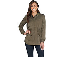 Kelly by Clinton Kelly Anorak Jacket - A304702