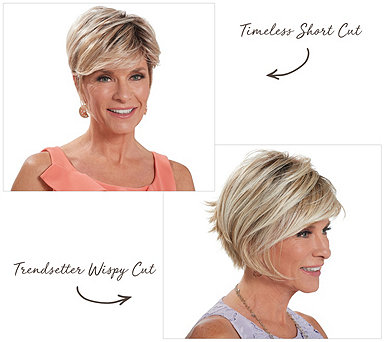 Toni Brattin Choice of Wig with Styleable Fiber - A341702