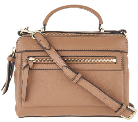 Vince Camuto Small Leather Satchel - Kora
