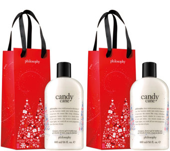 philosophy 3-in-1 shampoo, shower gel & bubblebath duo - A362502