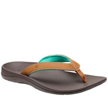 Superfeet Classic Casual Flip Flops - Outside 2.0
