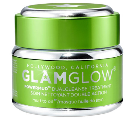 GLAMGLOW PowerMud Dualcleanse Treatment, 1.7 floz