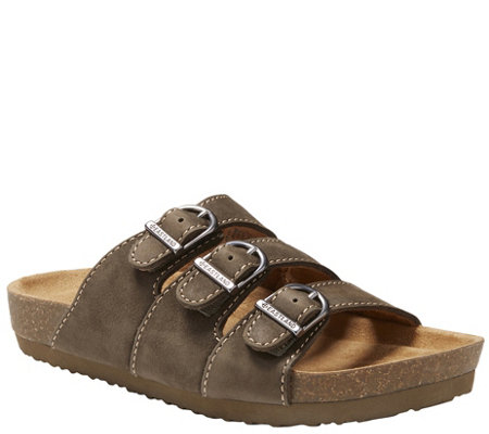 Eastland Leather Sandals - Faye
