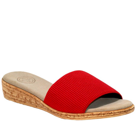 Charleston Shoe Co. Slide Sandals - Seabrook
