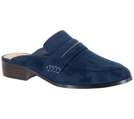 Bella Vita Slip-On Mules Loafer - Binx II
