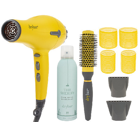 Drybar Buttercup Hair Dryer Perfect Blowout Collection