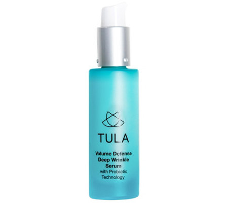 TULA Probiotic Skin Care Deep Wrinkle Serum, 1oz