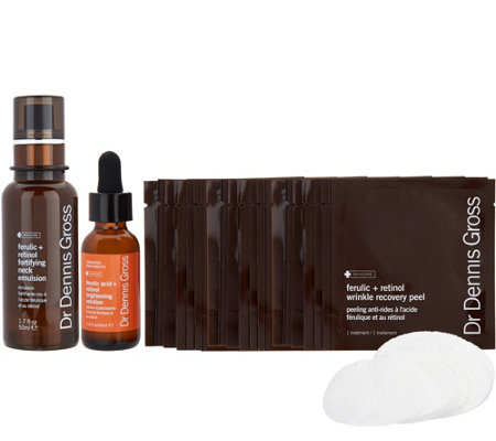 Dr. Gross Ferulic & Retinol Antiaging 3-Piece System