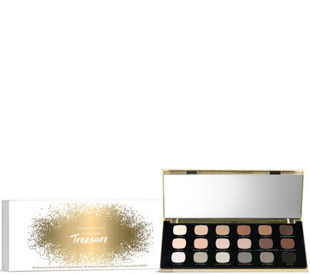 bareMinerals The Hidden Treasure 18.0 READY Eye Palette