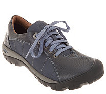 KEEN Leather Lace-Up Shoes - Presidio - A309703
