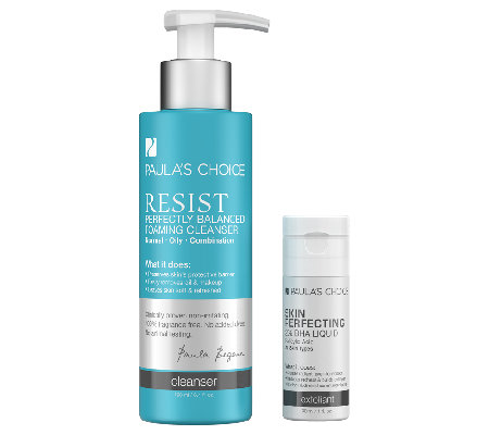 Paula's Choice Resist Foaming Cleanser & 2% BHA 1.0 oz.
