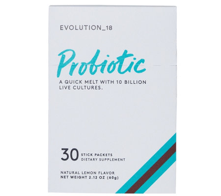 EVOLUTION_18 Probiotic Lemon Melt Stick Packets Auto-Delivery
