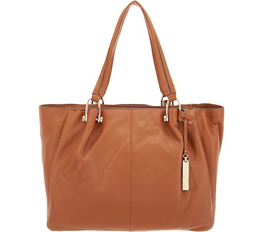 Vince Camuto Leather Tote - Helen
