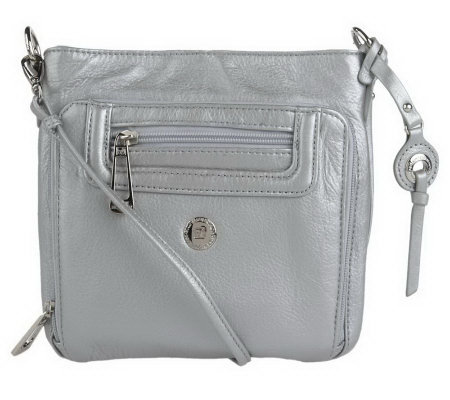 Stone Mountain Leather North South Organizer Bag