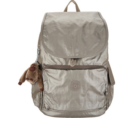 Kipling Large Foldover Backpack - Ravier