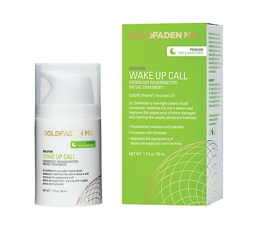 GOLDFADEN MD Wake Up Call Overnight Regenerative Treatment