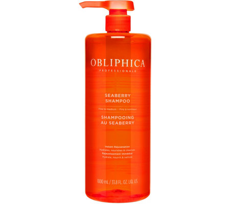 Obliphica Seaberry Shampoo Advanced Protection33.8 oz