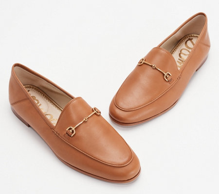 Sam Edelman Classic Leather Loafers - Loraine