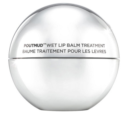 GLAMGLOW PoutMud Wet Lip Balm Treatment, 0.24 f l oz