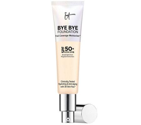 It Cosmetics Bye Bye Foundation 1 0 Fl Oz