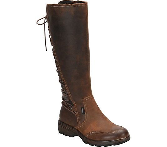 Bionica Tall Knit Accent Boots - Epping