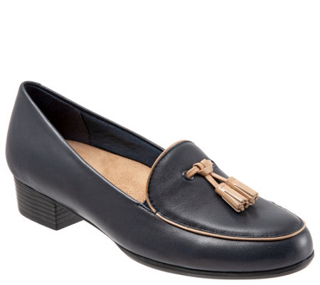 Trotters Classic Tassel Loafers - Mary