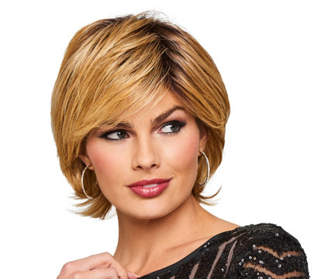 Hairdo Vintage Volume Textured Shag Wig
