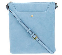 G.I.L.I. Suede Scoop Crossbody - A302705