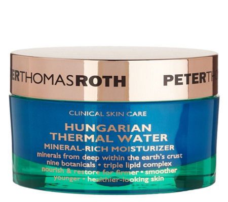 Peter Thomas Roth Hungarian Thermal Water Mineral Cream
