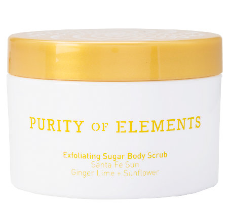 Purity of Elements Exfoliating Sugar Body Scrub, 8.45 oz