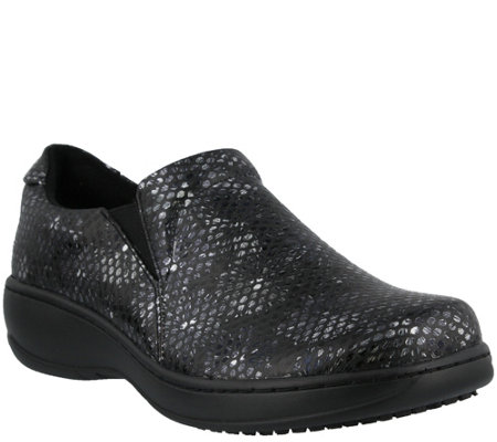 Spring Step Professional Slip-on Shoes - Belo