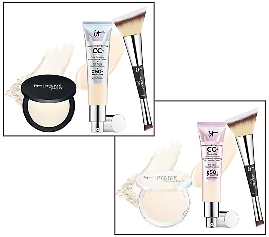 IT Cosmetics IT's Your Most Beautiful Skin Essentials 3-Piece Set