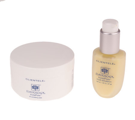 Clientele Elastology Pore Refining 2 Piece Kit