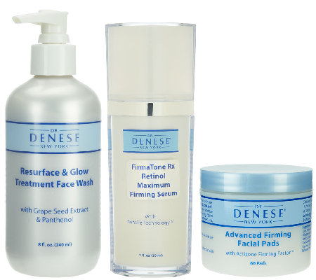 Dr. Denese Anti-Aging and Firming 3-piece System